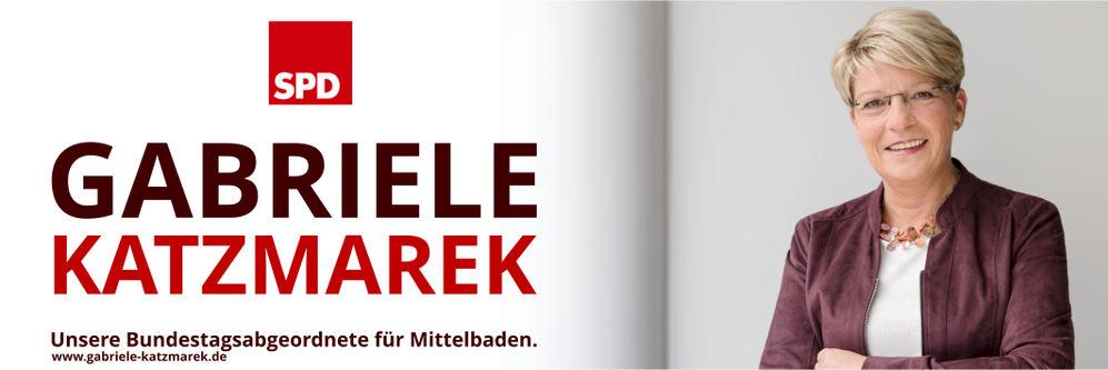 Online Banner Gabriele Katzmarek